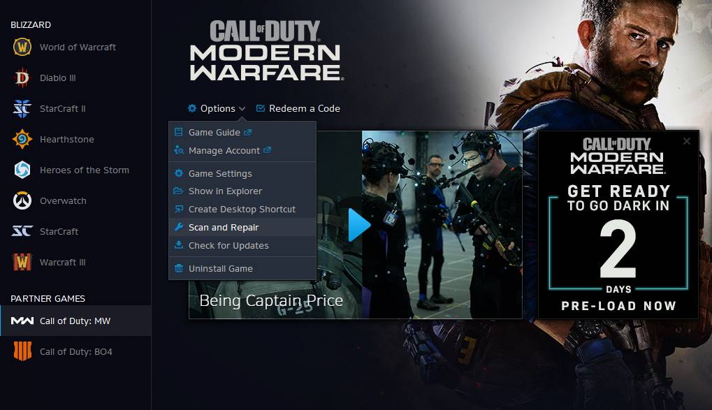 Call Of Duty Cod Modern Warfare 2019 Dev Error How To Fix Frondtech