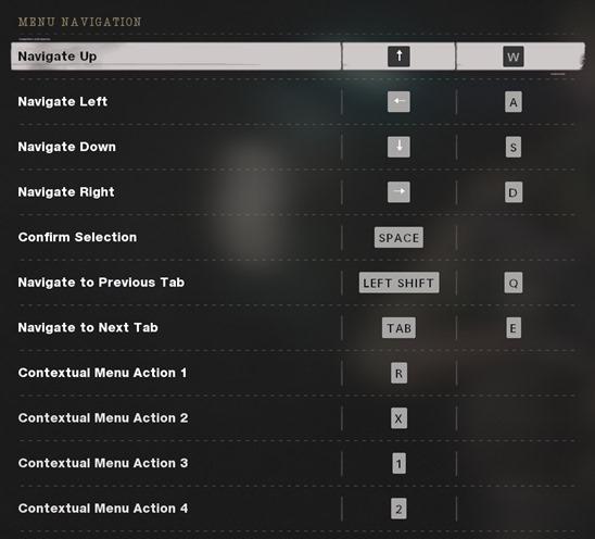 Cod black ops cold war controls - menu navigation
