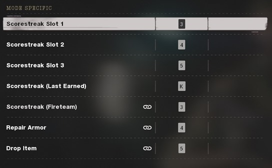 Cod black ops cold war controls - mode specific